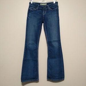 "BKE stretch jeans ""Sabrina"" flare jeans size 26"